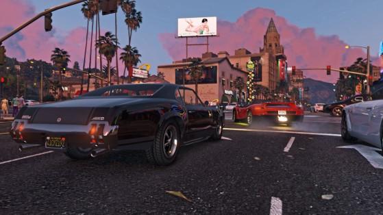 GTA V en PS5 y Series X es más que un port y Rockstar da detalles de por qué