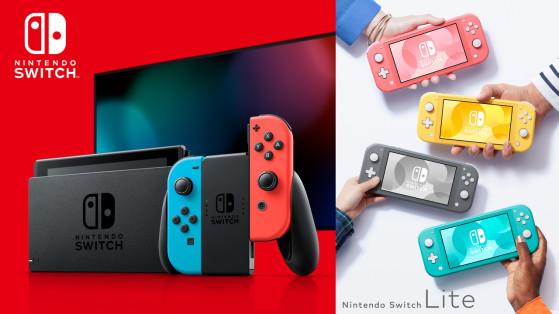 Nintendo lanzará una nueva y mejorada Switch a principios de 2021, según una filtración