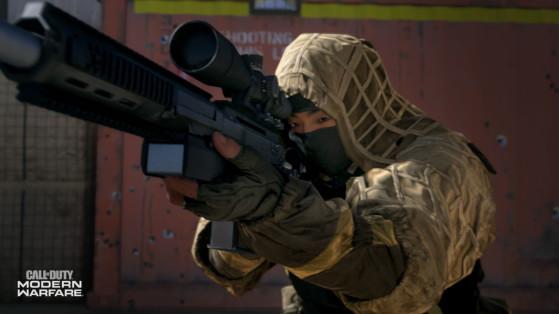 CoD Modern Warfare Warzone - Guía de todas las armas