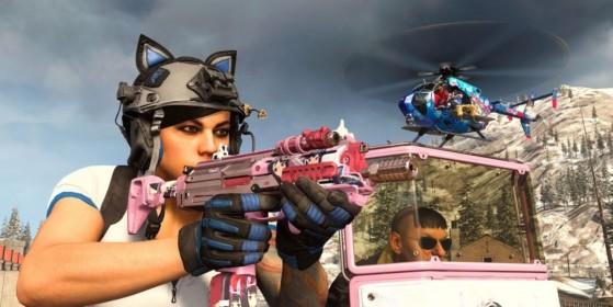 Modern Warfare Warzone: ¡Orejitas de gato! El pack más esperado, Mara: Kawaii Cat, ha llegado