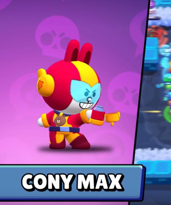 Cony Max - Brawl Stars
