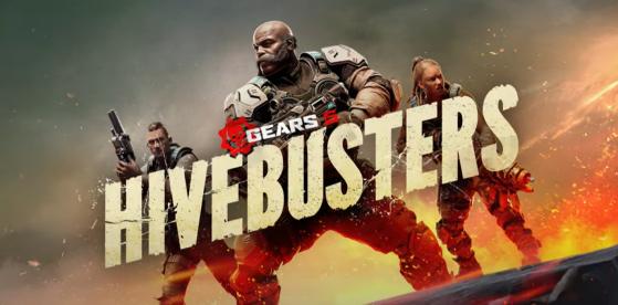 Gears 5 - Hivebusters: El nuevo tráiler del DLC es muy Monster Hunter y fija su fecha de lanzamiento