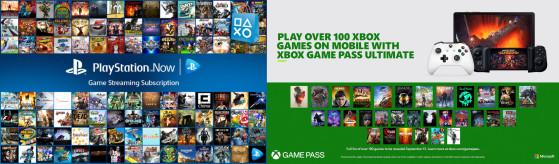 PlayStation Now vs Xbox Games Pass: La comparativa definitiva precio, ventajas, dispositivos...
