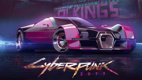 Cyberpunk 2077: Cómo conseguir el mejor coche, el Rayfield Aerondight Guinevere