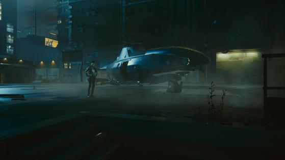 Cyberpunk 2077: así sería el juego para PSX, incluyendo bugs marca de la casa