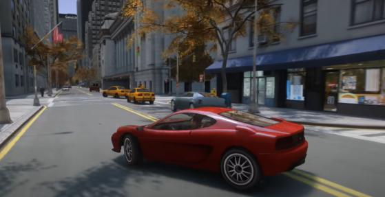 GTA 4 superará gráficamente a Cyberpunk 2077 con un nuevo mod que le dará más realismo