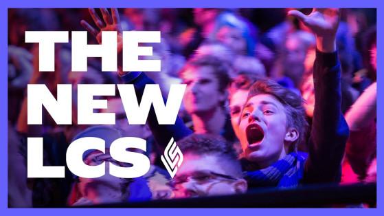 LoL: El polémico nuevo logo de la LCS no gusta a todo el mundo, pero al fin llega su rebranding