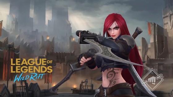 Wild Rift: Riot anuncia que lanzará dos nuevos campeones por mes, y presenta a Katarina y Rammus