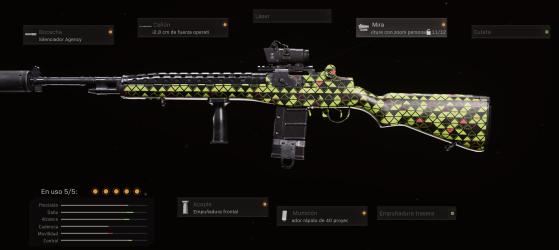 Warzone: La DMR 14 tiene una mira secreta con cero retroceso y vuelve a ser un abuso