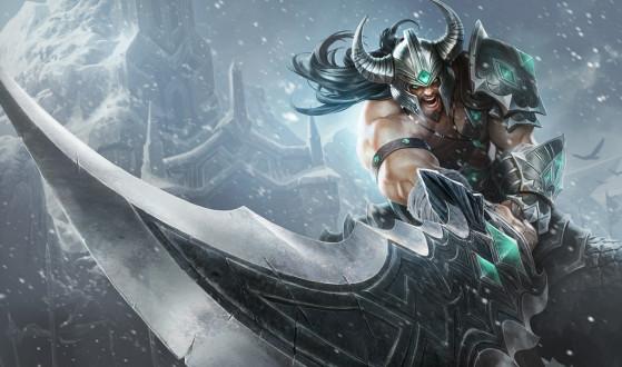 Tryndamere es el campeón más simple del juego - League of Legends