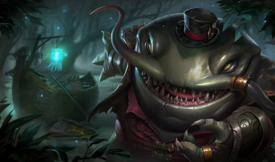 Tahm Kench tiene una actualización jugable en camino - League of Legends
