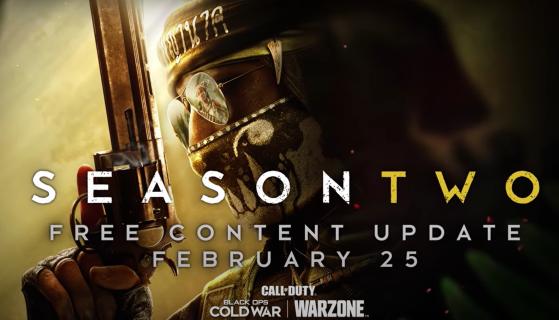 Warzone: El tráiler de la Temporada 2 llega con nuevo mapa, Laos, y más armas, para el 25 de febrero