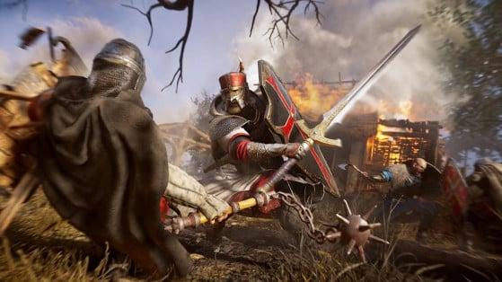 Assassin's Creed Valhalla: cómo conseguir la armadura de San Jorge en Saqueos Fluviales