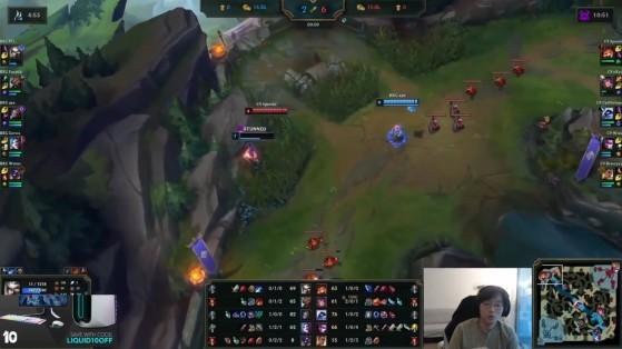LoL: CoreJJ reacciona a la infame jugada que da la razón a los dueños de LCS sobre el talento en NA