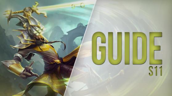 LoL: Guía de Maestro Yi Jungla con Runas, Objetos, Counters y Consejos