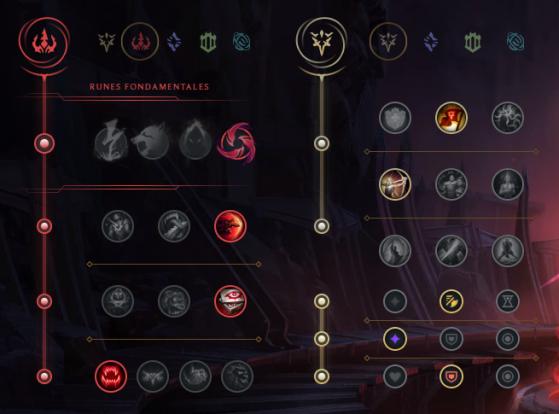 Dominación + Precisión - League of Legends