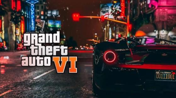 Imagen conceptual de GTA VI no oficial - GTA 6