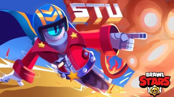 Brawl Stars: Stu, el nuevo brawler que nadie esperaba. Habilidades, como conseguirlo y más