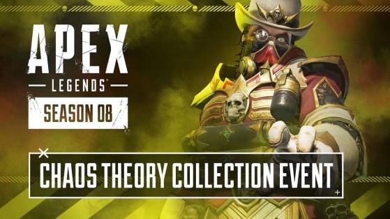 Apex Legends: Teoría del Caos, todos los detalles del evento de Caustic y notas del parche