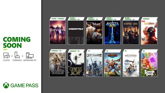 Xbox Game Pass suma talento español, naves espaciales, y hasta un exclusivo de Nintendo Switch