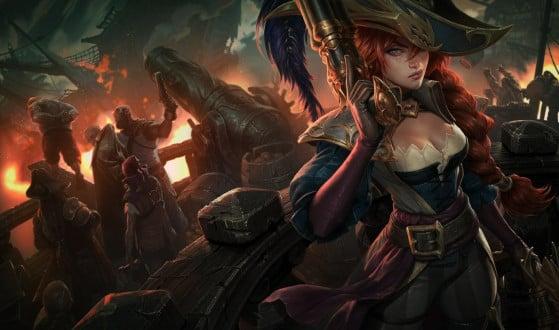 Miss Fortune - League of Legends