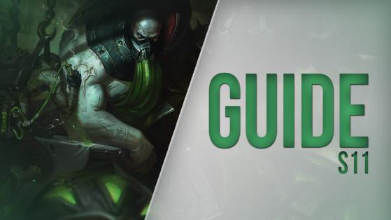 LoL - Guía Urgot Top S11 : objetos, runas, trucos y consejos