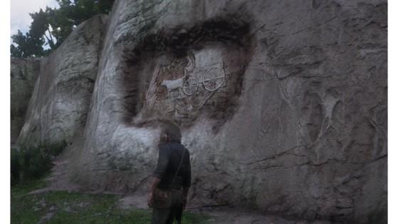 Red Dead Redemption 2: Las 10 esculturas de roca