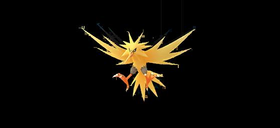 Zapdos - Pokémon GO