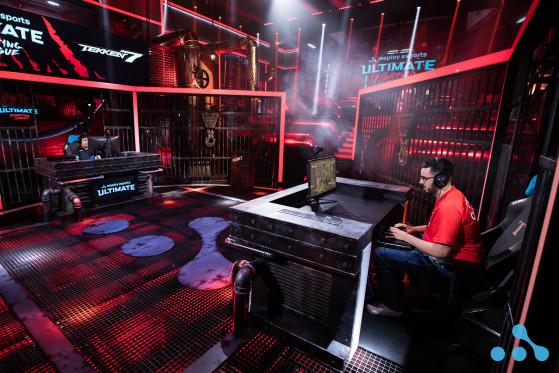 Tekken: Caiper logra un meritorio sexto puesto en la WUFL, sólo por detrás de coreanos y pakistanís