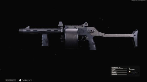 Black Ops Cold War: La mejor clase de la Streetsweeper, la escopeta con recarga más lenta del juego