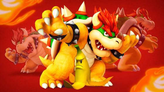 El pene de Bowser es aparente objeto de disputa entre Nintendo y un artista de contenido erótico