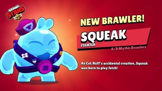 Brawl Stars: ¿Cuándo sale Squeak? Todo sobre el lanzamiento del nuevo brawler