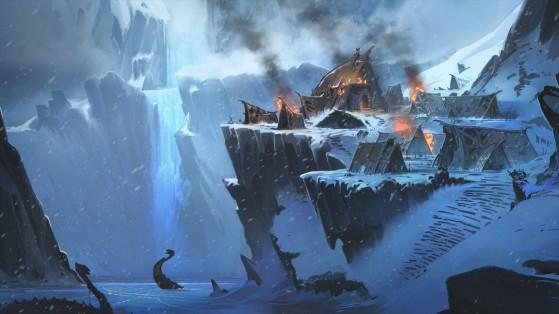Queremos conocer muchas zonas de Runaterra, y no quedarnos solo en una - League of Legends