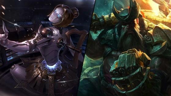 LoL: Orianna y Gangplank AP es el dúo más explosivo de League of Legends que verás hoy