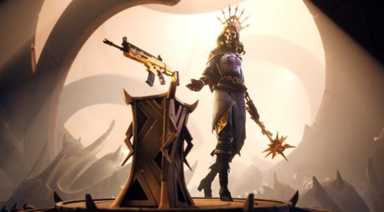 Fortnite: Dónde encontrar al personaje 50, Orelia, el nuevo NPC del parche 16.40