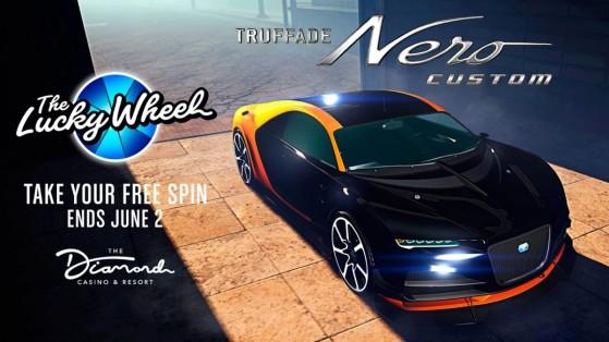 GTA Online: Truffade Nero Custom, dinero gratis y todas las recompensas y promociones de esta semana