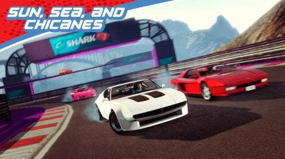 La gran maraña - GTA 5