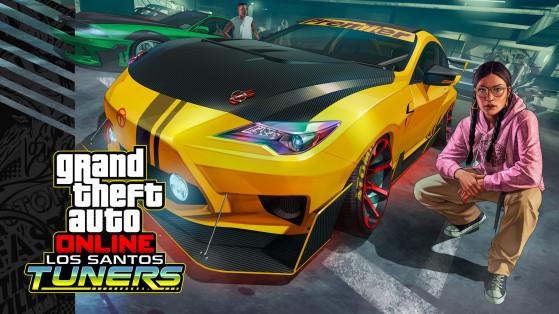 GTA 5 Online: Los Santos Tuners, la próxima gran expansión del juego centrada en las carreras
