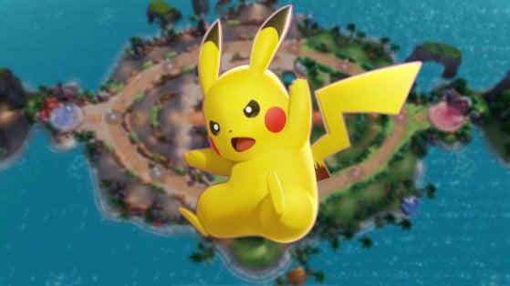 Pokémon Unite: Guía de Pikachu. Build con los mejores objetos, ataques y consejos
