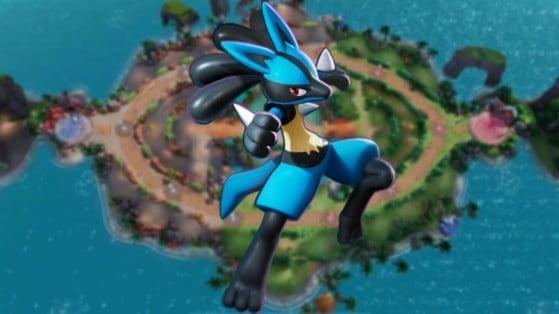 Pokémon Unite: Guía de Lucario. Mejores objetos, ataques y consejos