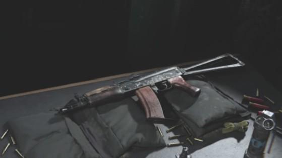 Warzone: La mejor clase de la AK-74u en la temporada 4 Reloaded, un subfusil que todavía arrasa