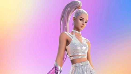 Fortnite: La skin de Ariana Grande está disponible en la tienda del 5 de agosto de 2021