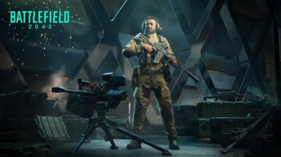 Battlefield 2042: Estas serían todas sus armas, según una importante filtración