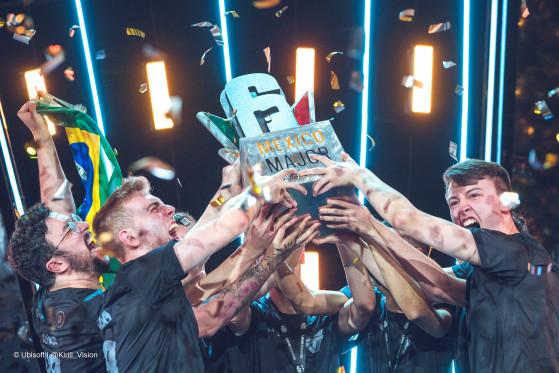 Six Major: Team oNe mantiene a Latinoamérica en alto con su gran victoria