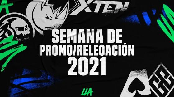 LoL - Promoción / Relegación 2021: Equipos, partidas y resultados del torneo