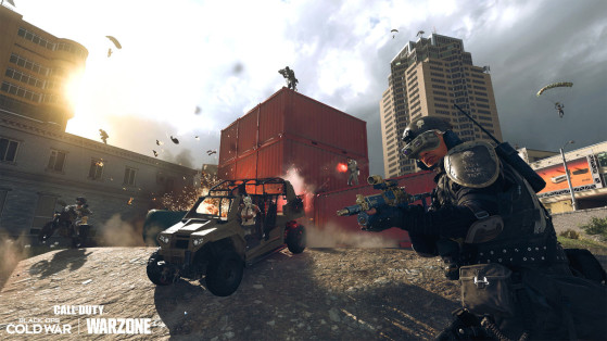 Warzone: Todas las novedades de la Temporada 5 Reloaded para el battle royale