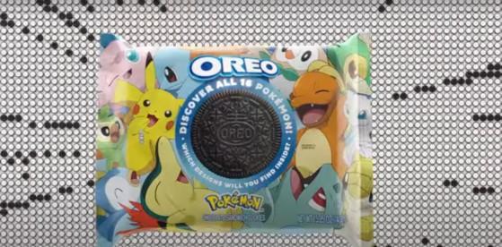 Pokémon x OREO la colaboración que no esperabas y querrás hacerte con todas las galletas