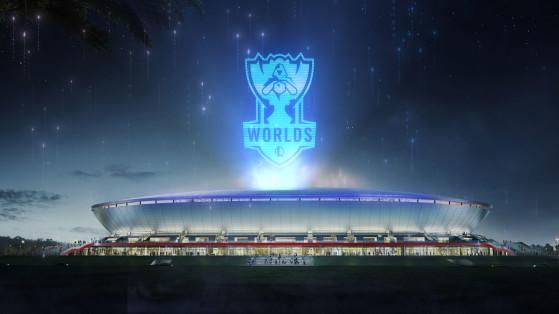 Worlds 2021 tenía en mente un tour por toda China. - League of Legends