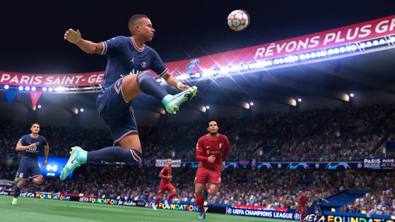 FIFA 22: Medias de los mejores equipos de Europa, Manchester City, Borussia Dortmund y más