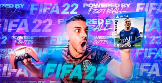DjMaRiiO arrasa con el directo de los primeros minutos de la versión completa de FIFA 22